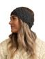 Super Soft Tree of Life Headband - Slate Grey