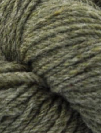 Aran Wool Knitting Hanks - Linchin Green