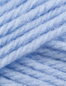 Aran Wool Knitting Hanks - Baby Blue