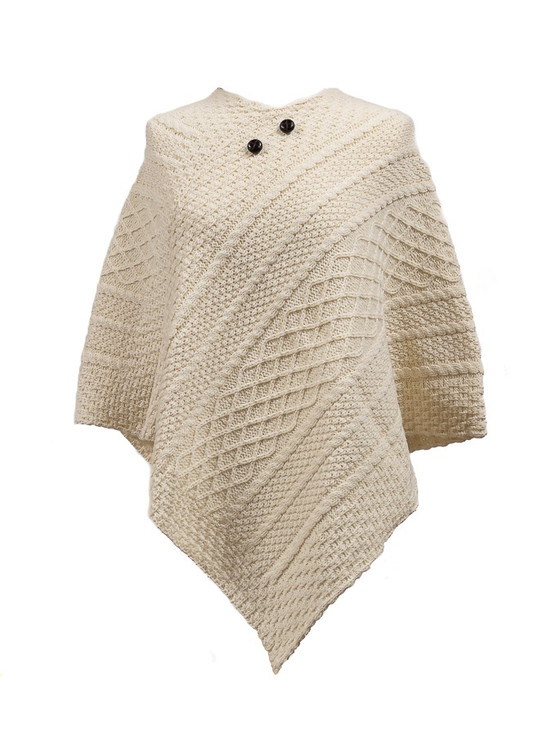 Gallagher  Clan Aran Poncho