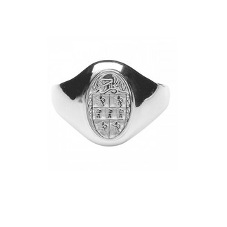 Murphy Clan Official Ladies Sterling Silver Ring