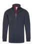 Seafarer Men's Half-Zip Sweater - Navy