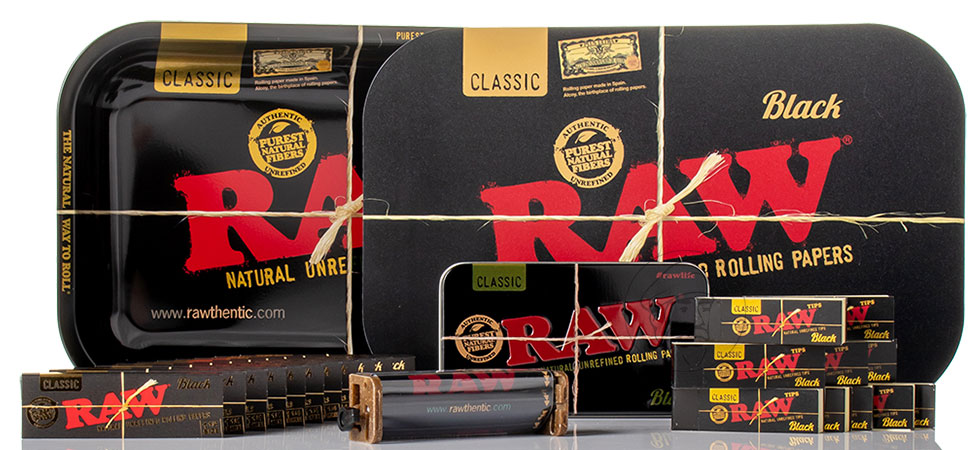 RAW Rolling Papers and Accessories Australia