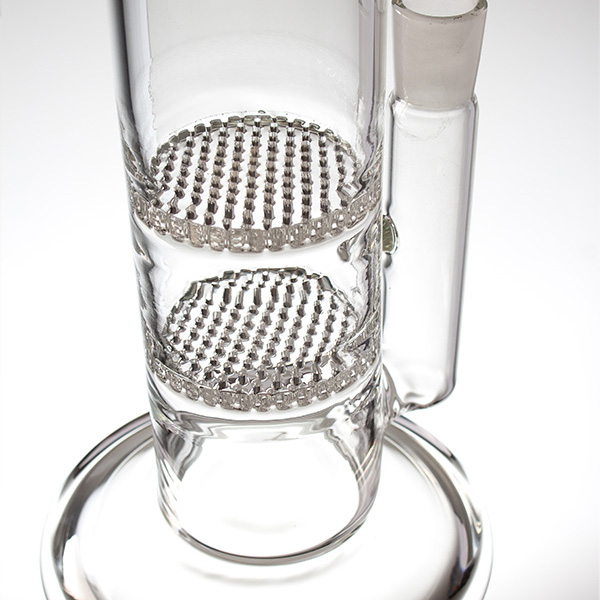 Honeycomb percolator