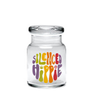 420 Jar Small - Silenced Hippie