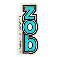 ZOB Glass - Sticker