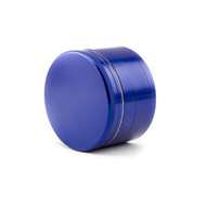 SPLIFF Blue Aluminium Grinder 50mm - 4 part