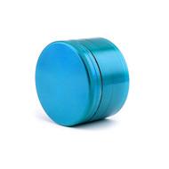 SPLIFF Turquoise Aluminium Grinder 50mm - 4 part