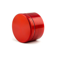 SPLIFF Red Aluminium Grinder 50mm - 4 part