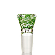 Zenit Glass Cone 18.8mm Frit - Green