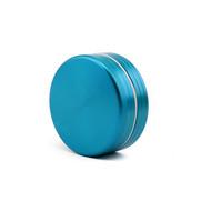 SPLIFF Turquoise Aluminium Grinder 50mm - 2 part