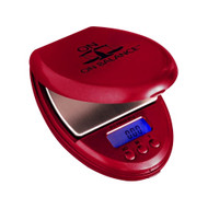 On Balance DJ-100 Scales 100g x 0.01g - Red