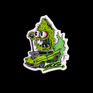 TROG Sticker - Nug Run Small