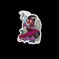 TROG Sticker - Grim Smoker