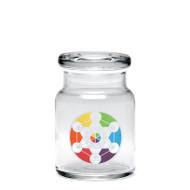 420 Jar Small - Metatron's Cube