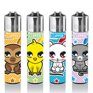Clipper Lighter - Cute Pets