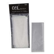Black Leaf 'OIL' Rosin Bag Filters 120µm M