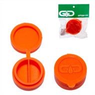 Grace Glass Silicone Container 40mm - Orange
