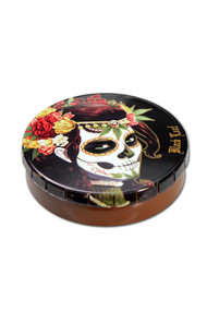 Click Tin Sugar Skull.