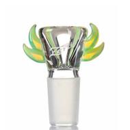 Zenit Glass Cone 18.8mm Horns Slyme.