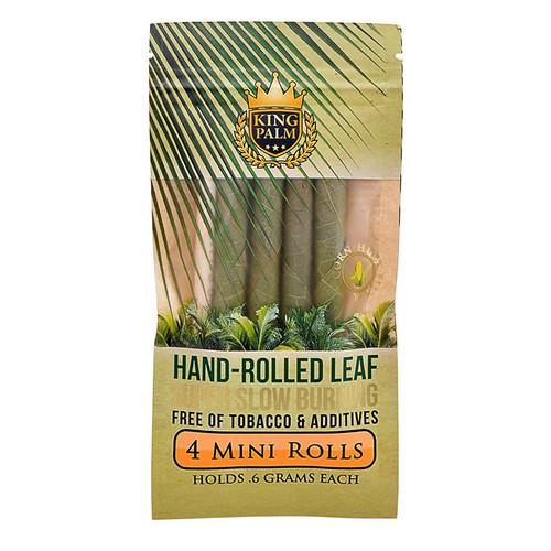 King Palm Mini Rolls 4 Pack