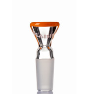 Plaisir Glass Cone 14.5mm Medium - Orange.
