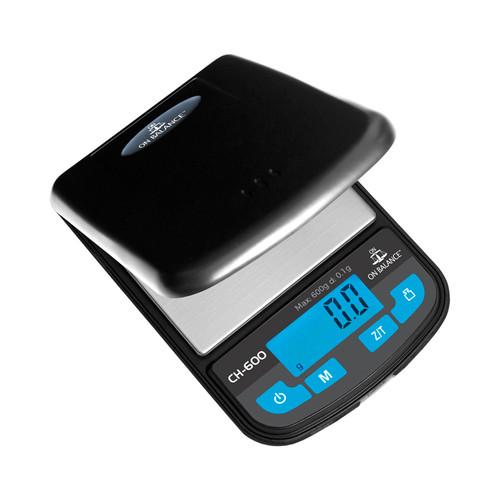 On Balance CH-600 Scales 600g x 0.1g - digital scales.