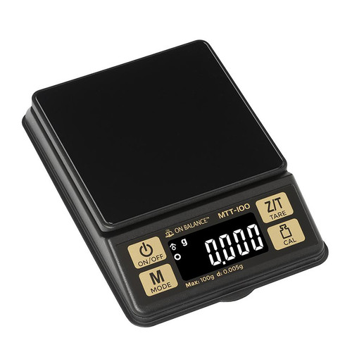 On Balance MTT-100 Mini Table-Top Scales 100g X 0.005g