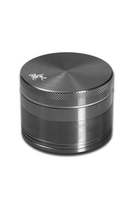 Black Leaf Aluminium Grinder 50mm.