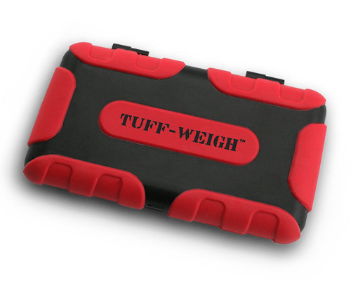On Balance TF-100 Tuff-Weigh 100g x 0.01g Red.