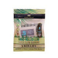 King Palm Rollies 5 Pack.
