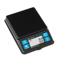 On Balance MTT-500 Black Mini Table Top Scales 500g x 0.1g