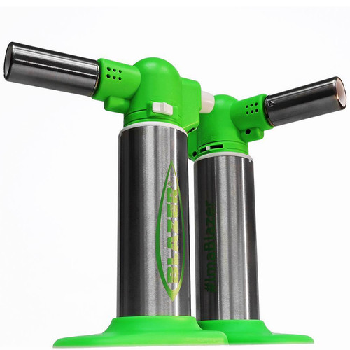 Blazer Torch Big Buddy Green - detail.