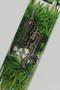 Black Leaf Tree Perc Beaker Leaves - label detail.