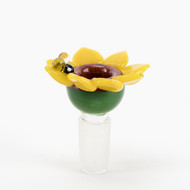 Empire Glass Cone 14.5mm Sunflower.