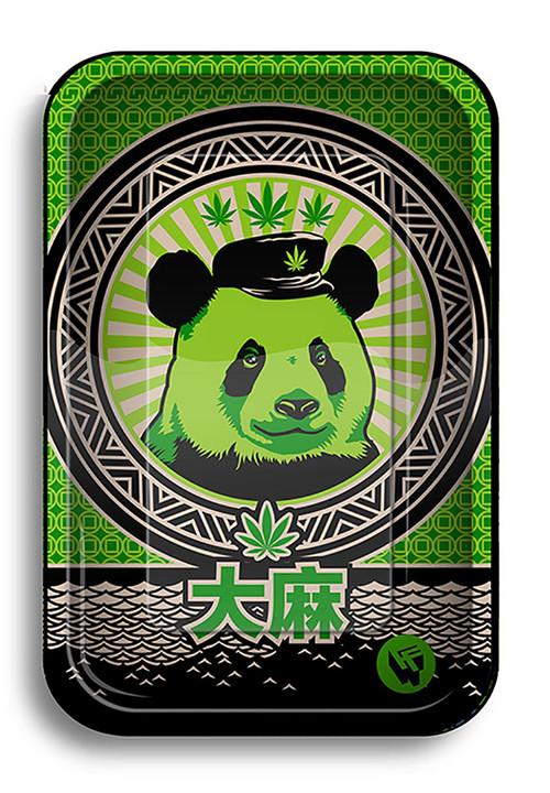 FIRE-FLOW Rolling Tray - Panda.