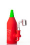 Silicone Dab Rig - Hot Sauce.