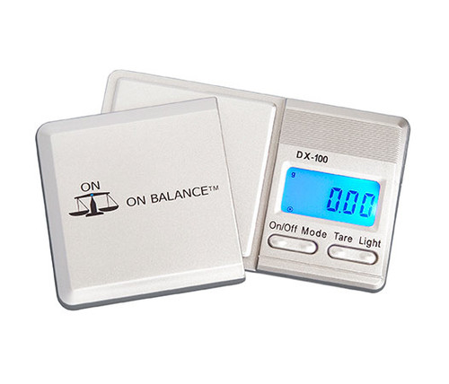 On Balance DX-100 Digital Scales 100g x 0.01g