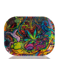 Mini Rolling Tray - Psychedelic.