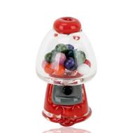 Empire Glass Bubble Carb Cap - Gumball Machine.