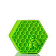 Beehive Silicone Container - Green.
