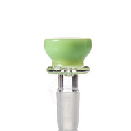 Coloured Glass Cone 14mm - Slyme.