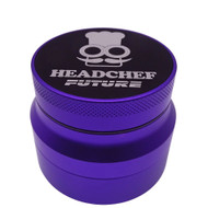 Headchef Future Grinder 4 part - Purple.