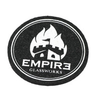 Empire Glass Moodmat.