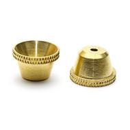 Small Bonza Brass Cone