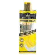 King Palm Mini 2 Pack Banana Cream.