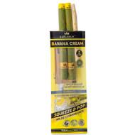 King Palm Slim 2 Pack Banana Cream.