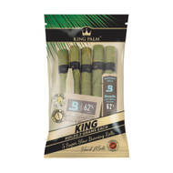 King Palm King Rolls 5 Pack.