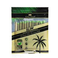 King Palm Super Slow Burning Wraps - Slim 25 Pack