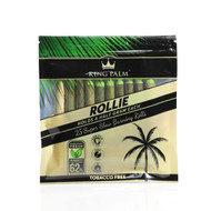 King Palm Super Slow Burning Wraps - Rollie 25 Pack.